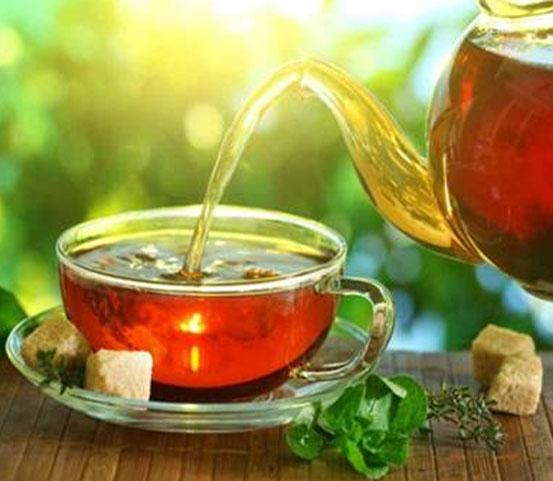 Os benefícios dos Chás